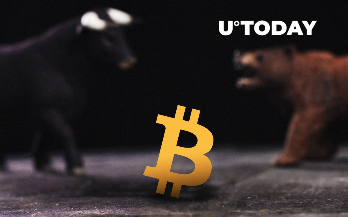 Bitcoin (BTC) Price Could Tank to $8,000. Can Things Get Worse for Bulls? - U.Today