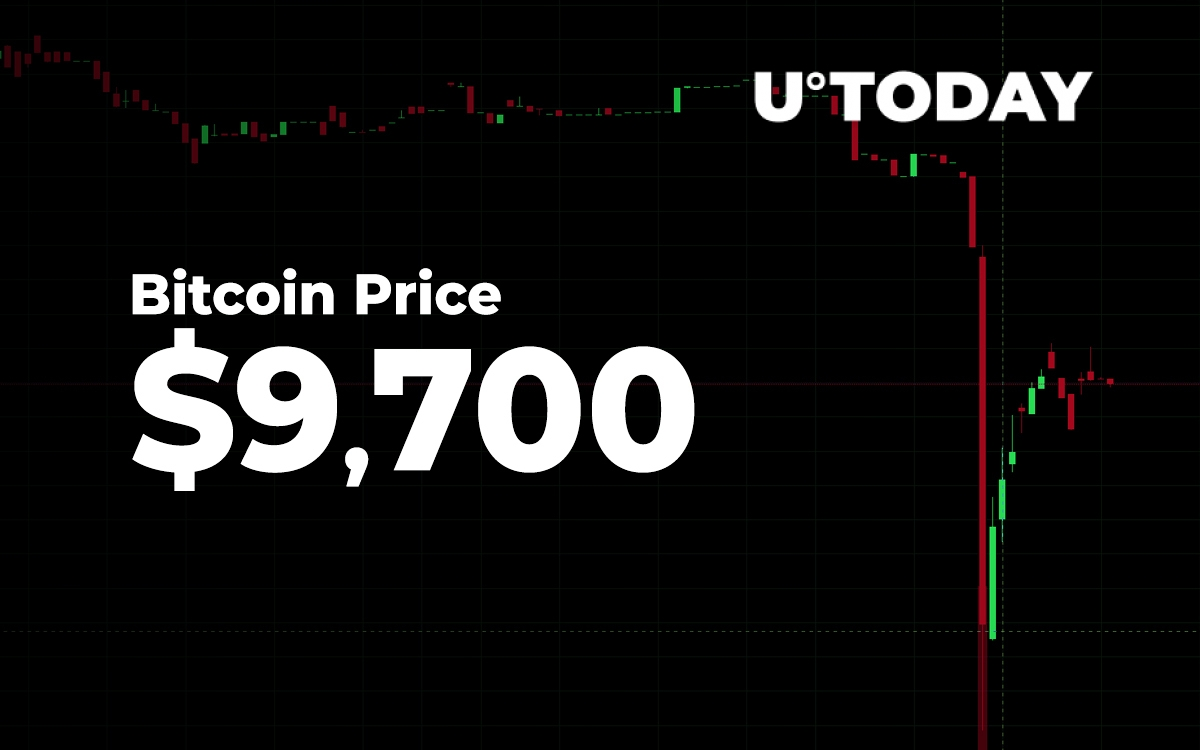 Bitcoin Price Tanks to $9,700. Has Its Rally Ended?