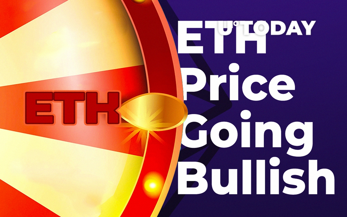 Ethereum Price Going Bullish as ETH Becomes Second Best Performer in Top 10