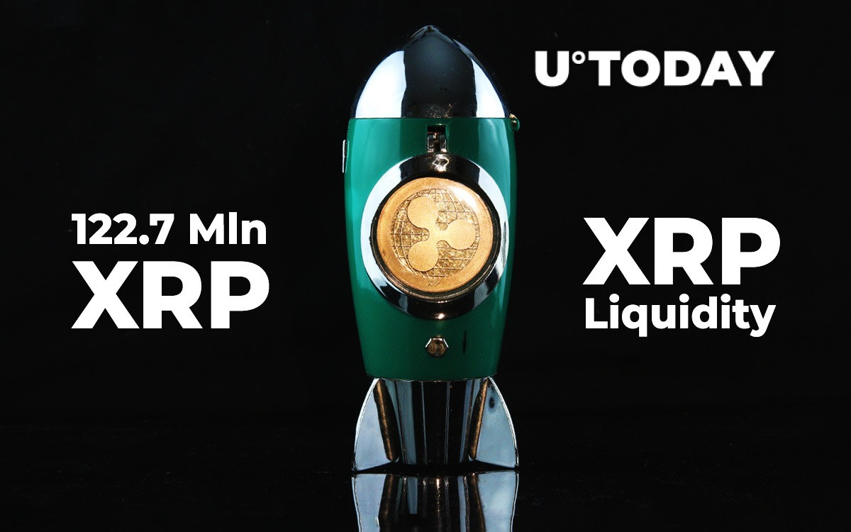 122.7 Mln <bold>XRP</bold> Wired by Anonymous Investors as <bold>XRP</bold> <bold>Liquidity</bold> <bold>Index</bold> About to Hit New ATH
