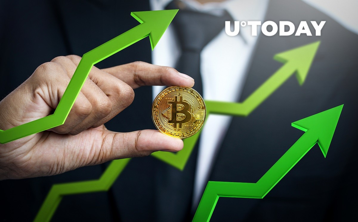 Bitcoin Price Surges Above $10,000 as Fed Announces ...