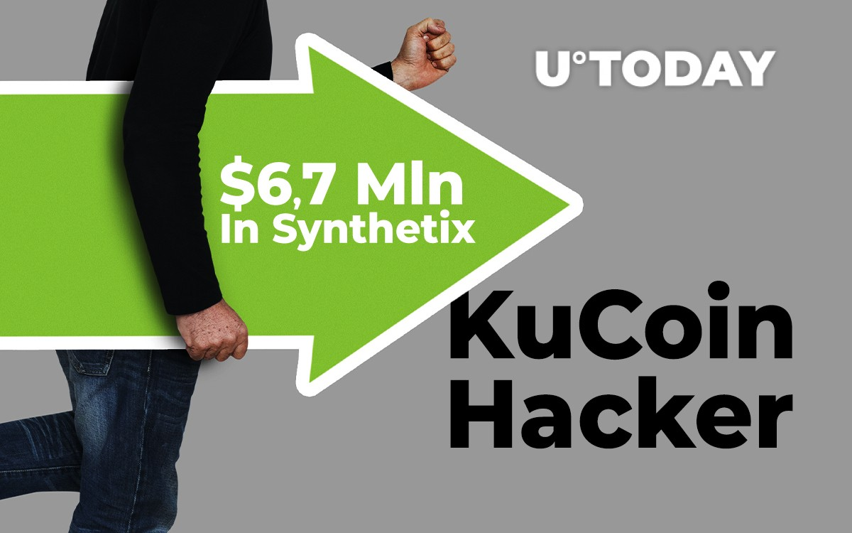 KuCoin Hacker Moves $6.7 Mln in <bold>Synthetix</bold> <bold>Network</bold> <bold>Token</bold> (SNX) and Keeps Using Uniswap