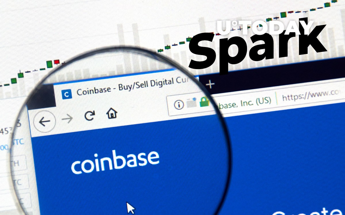 Coinbase Reluctant to Support Flare's Spark Airdrop Despite Holding 3,000,000,000 XRP