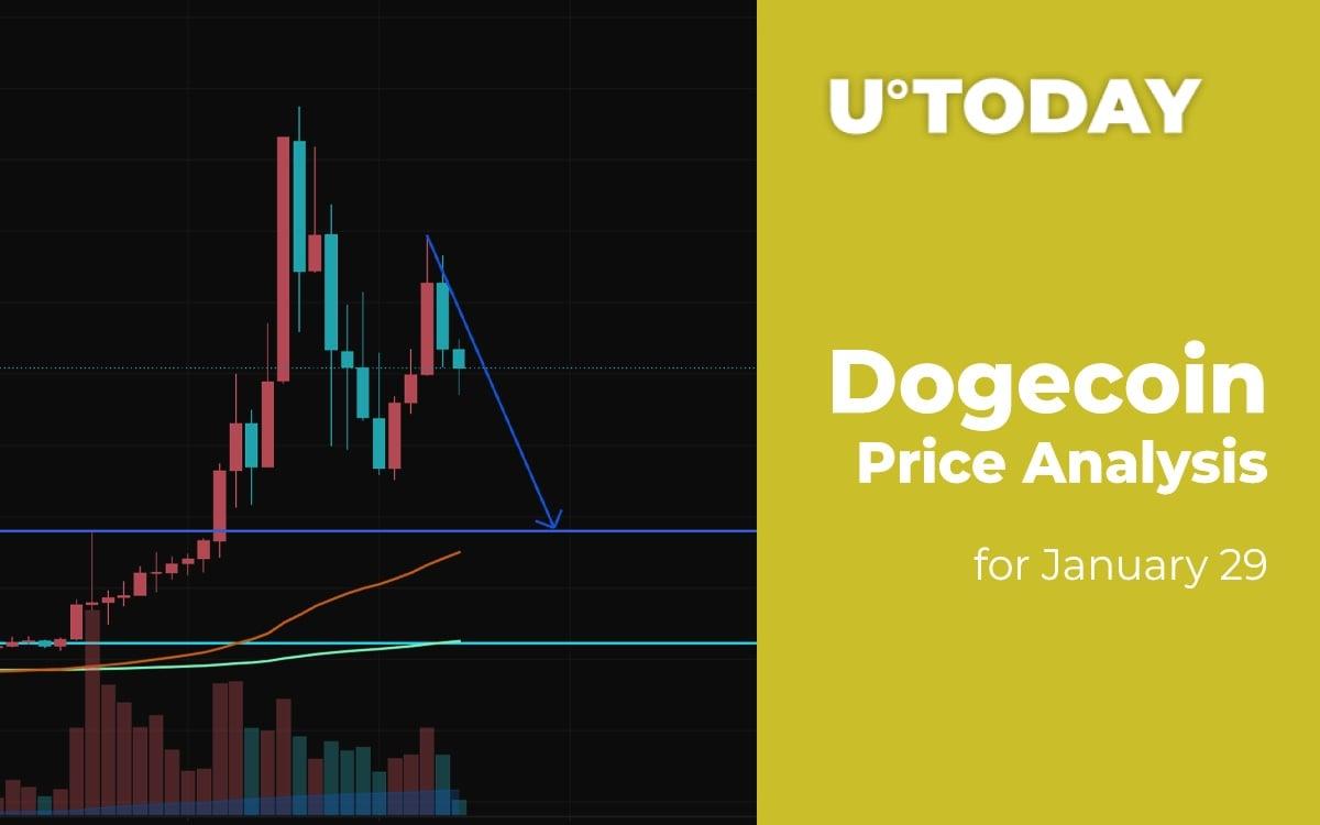 Dogecoin 5 Year Chart : Dogecoin Doge Price Prediction ...