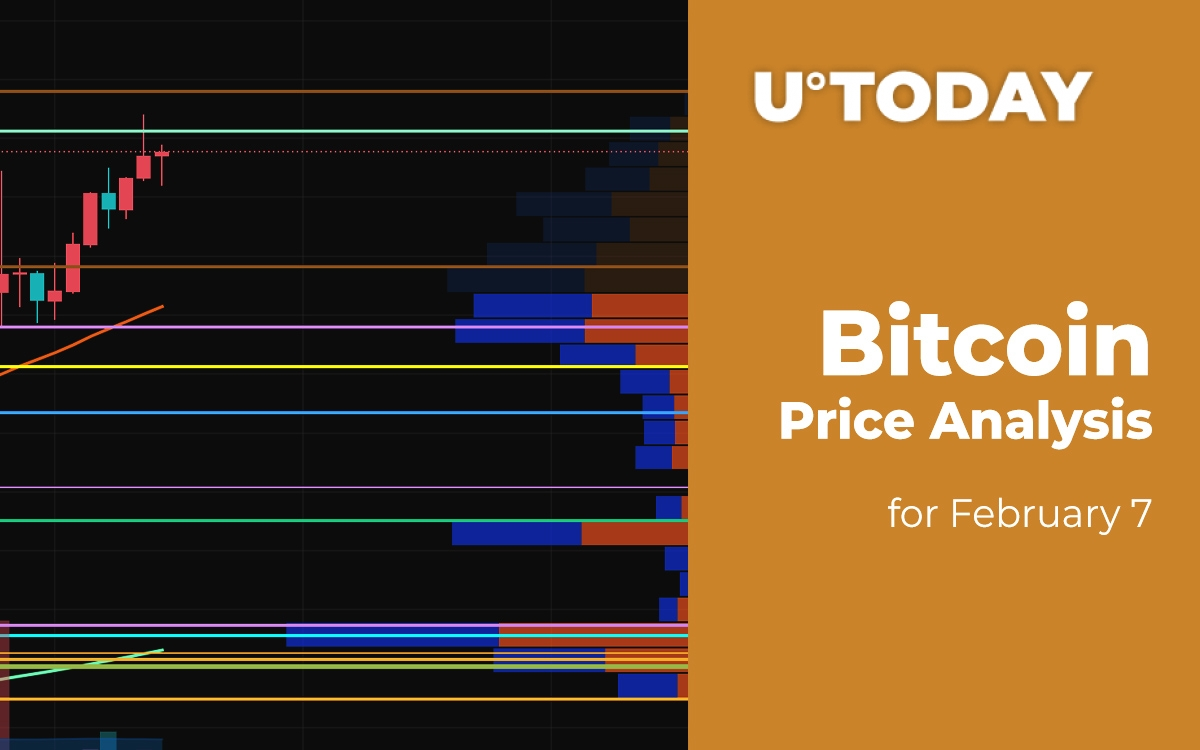 Bitcoin (BTC) Price Analysis for February 7