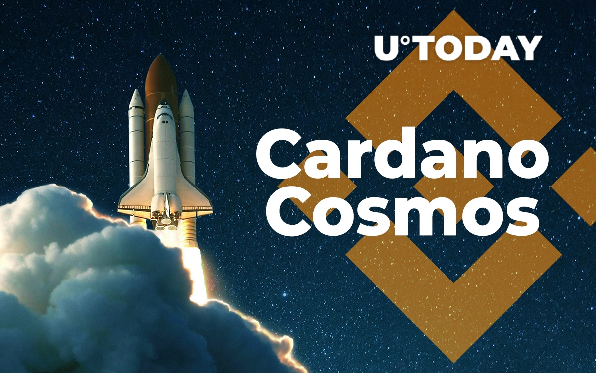 Cardano (ADA), Cosmos (ATOM) Staking Launched by Binance While BNB Adds 50% in 24 Hours