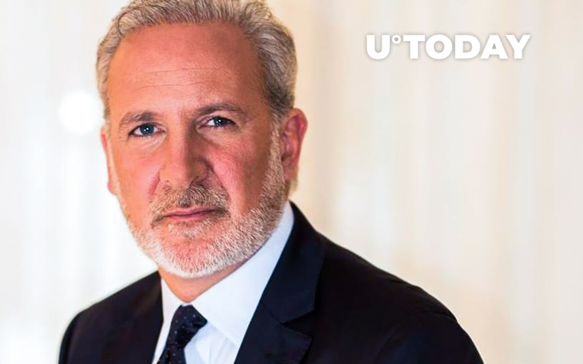 CNBC Has Banned Him from Their Air on Bitcoin, Peter Schiff Claims