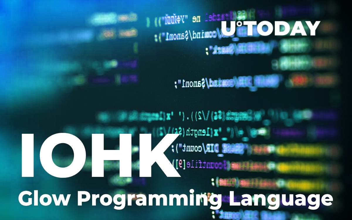 IOHK Introduces New Programming Language, Glow. What Does It Mean for Cardano?