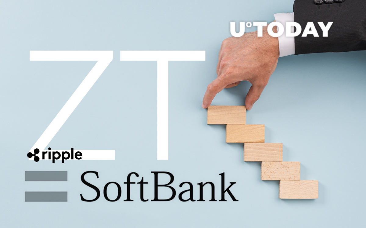 Ripple Partner SoftBank Supports Chinese ZT Crypto Exchange with Multi-Million USD Sum
