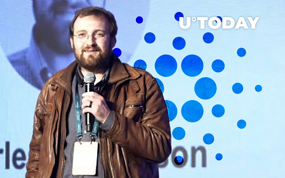 """Cardano Dominates Exchange Trading as Charles Hoskinson Calls Out """"Salty"""" Haters"""