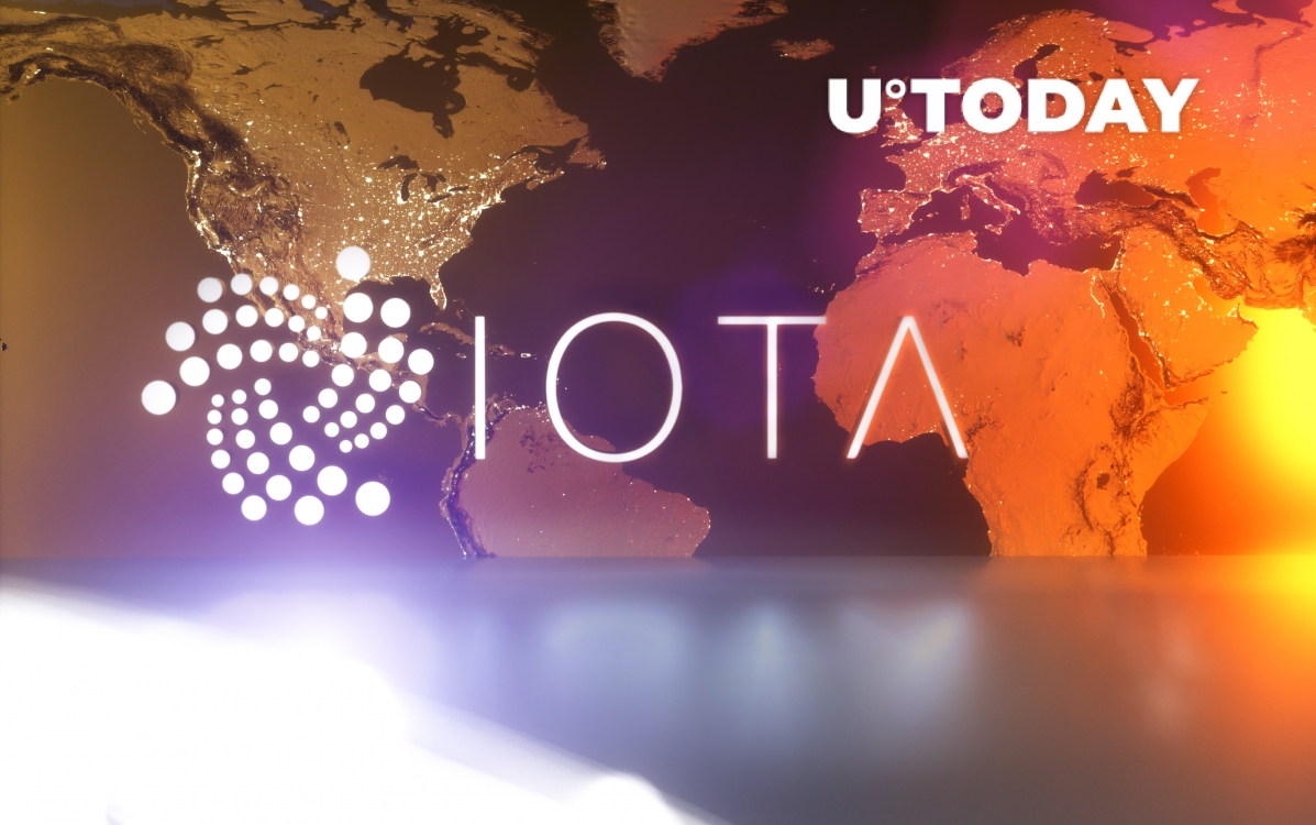 IOTA Soars 20 Percent on Release of Digital Assets Framework