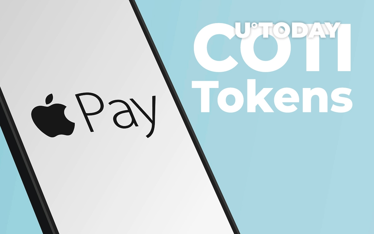 COTI Tokens Can Now Be Purchased with Apple Pay, Staking 3.0 Launched