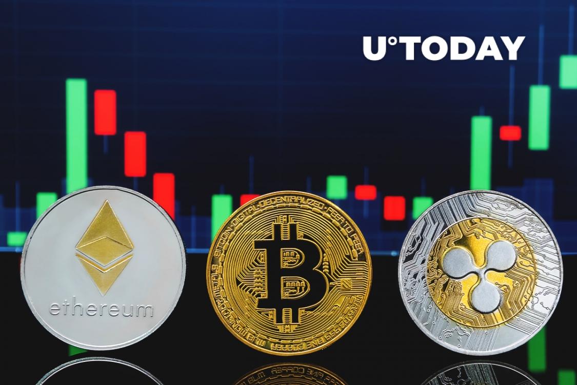Bitcoin (BTC), Ethereum (ETH), XRP Social Sentiment Remains Negative Despite Price Upsurge: Santiment