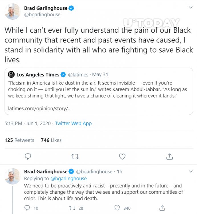 garlinghouse racismo