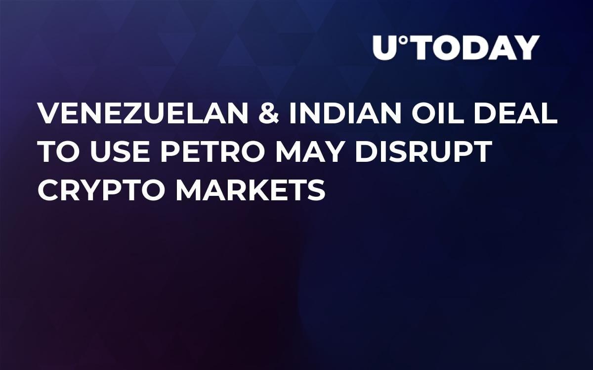petro cryptocurrency price in india