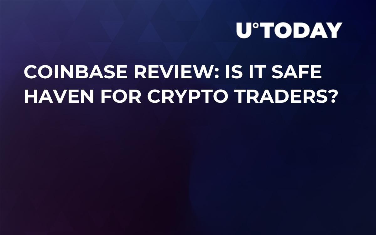 Coinbase Review: Is It Safe Haven for Crypto Traders?