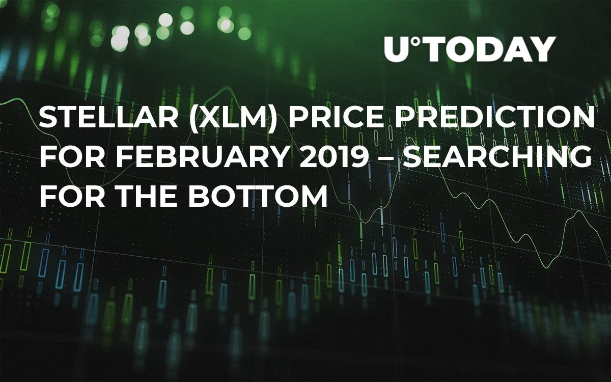 Stellar (XLM) Price Prediction for February 2019 – Searching