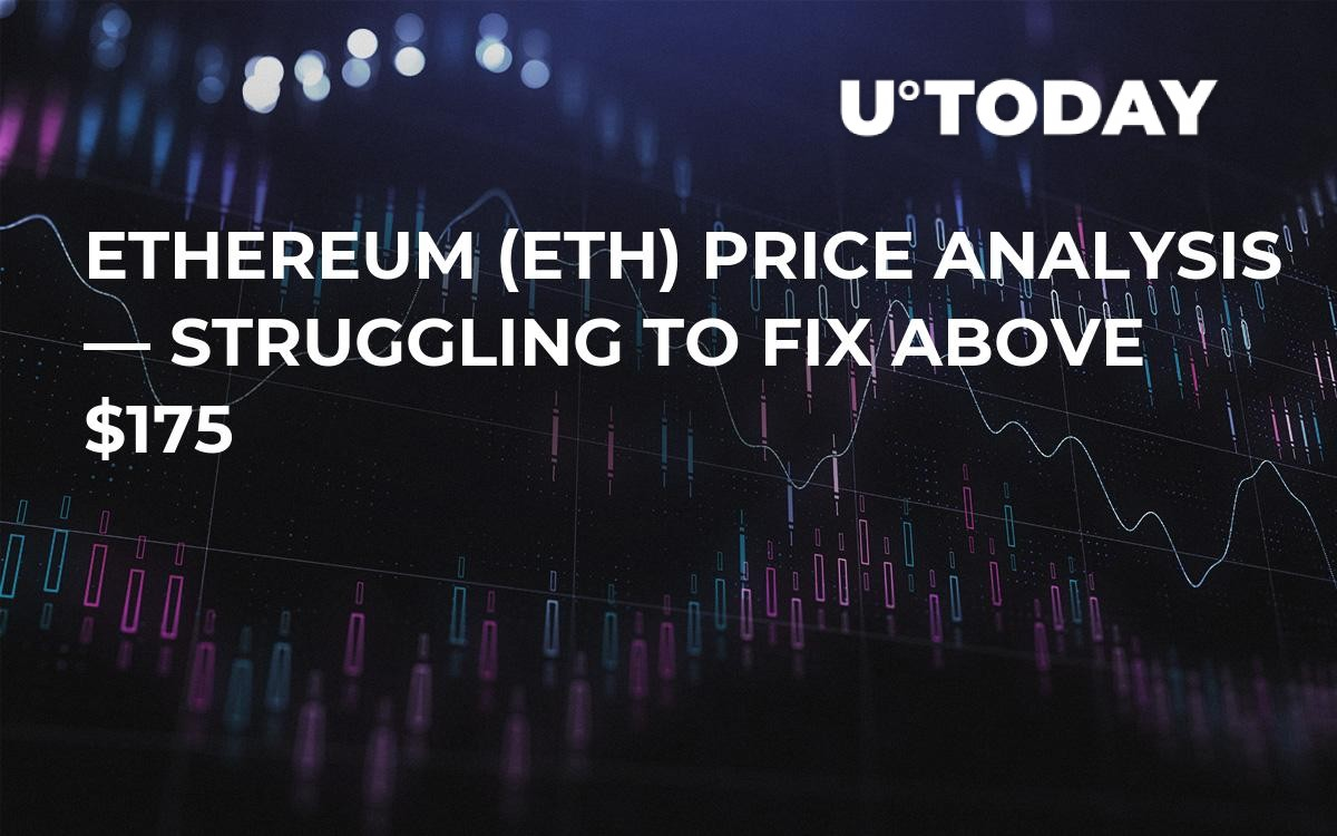 Ethereum (ETH) Price Analysis — Struggling to Fix Above $175