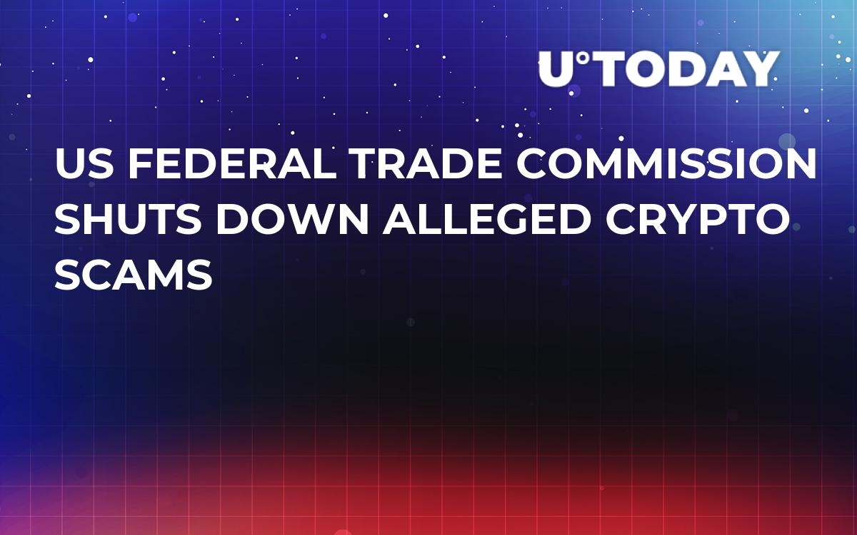 US Federal Trade Commission Shuts Down Alleged Crypto Scams