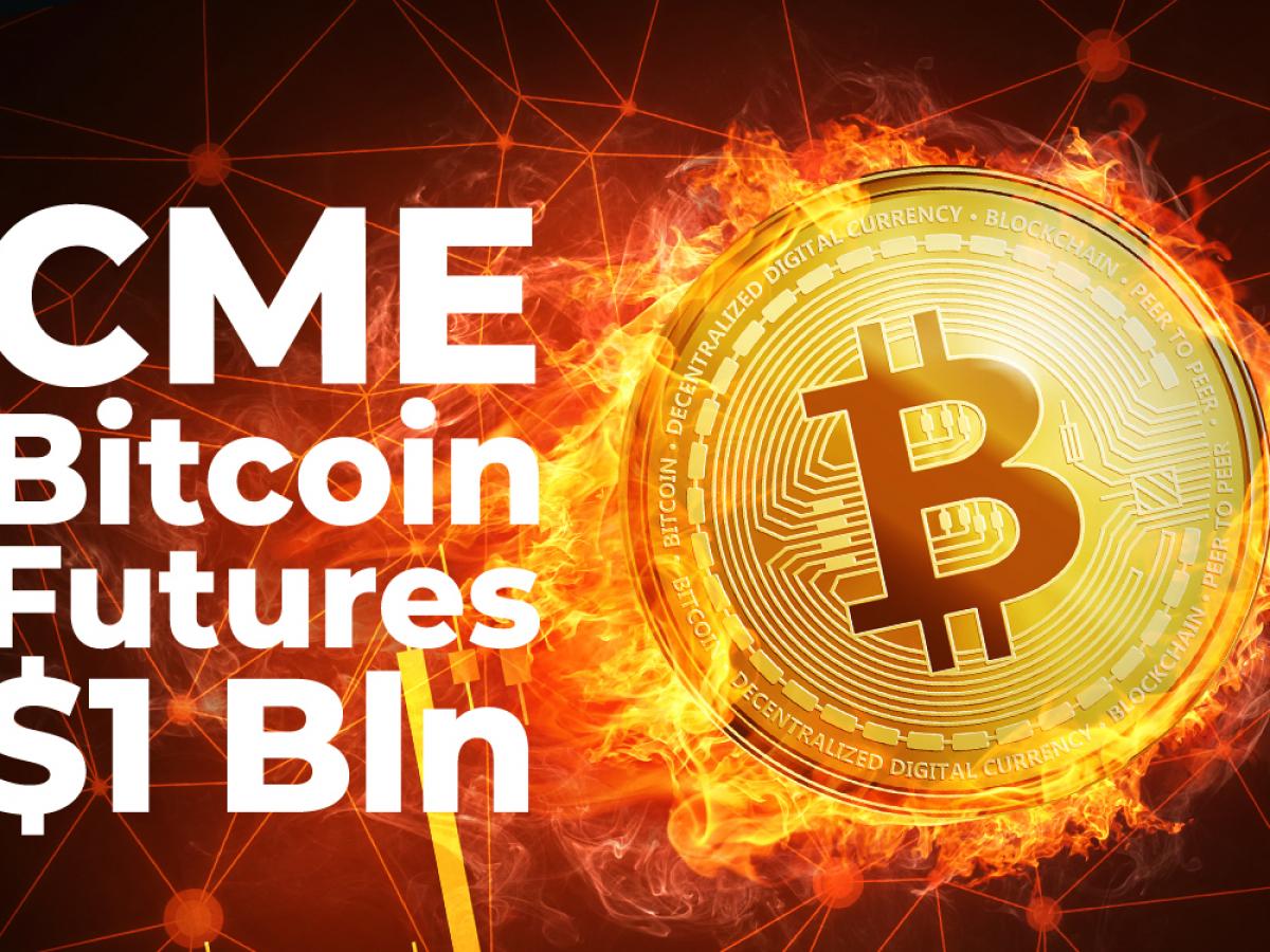 bitcoin futures data