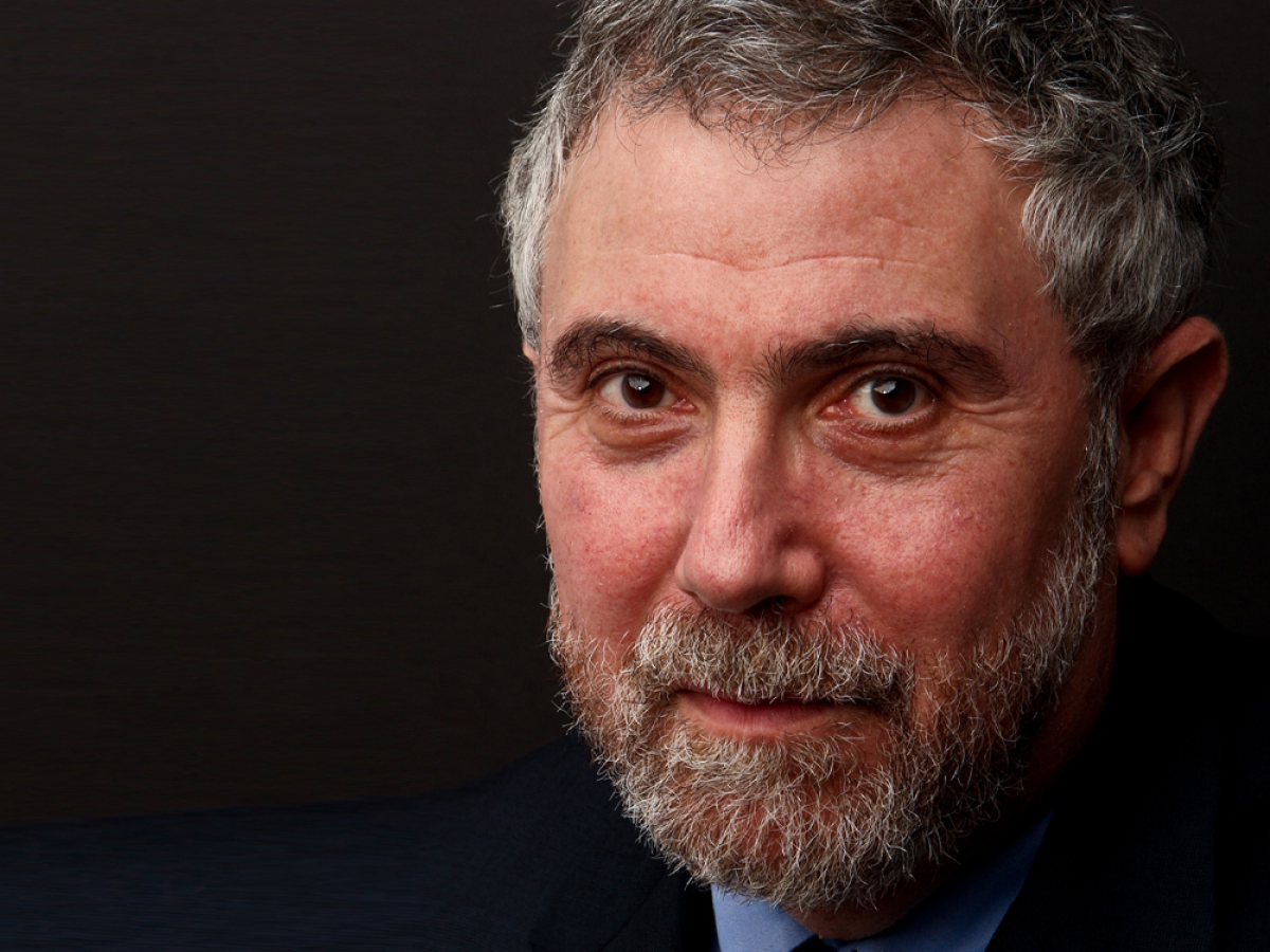 paul krugman sul bitcoin)
