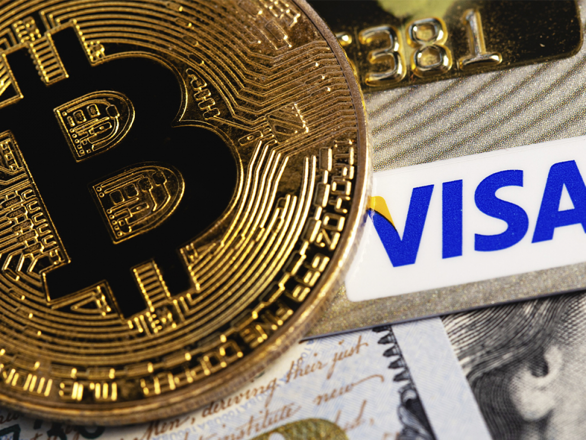 bitcoin market cap visa