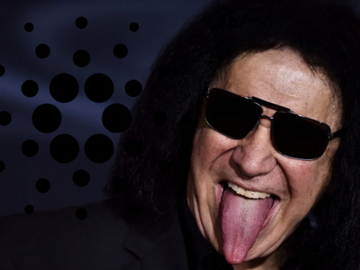 Rock Music Super Star Gene Simmons Shares Why He Likes Cardano (ADA) and Hodls It