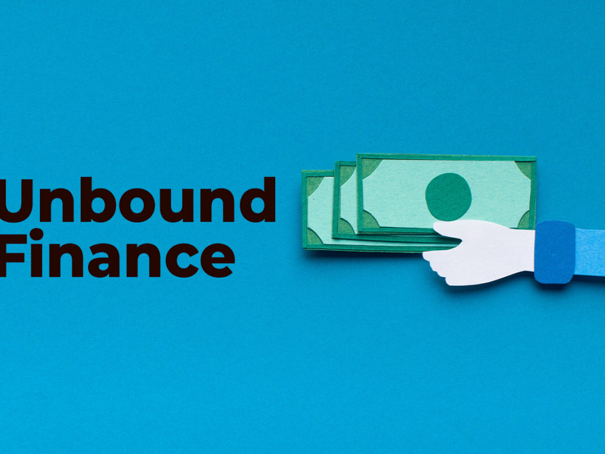 Unbound Finance Completes Strategic Funding Round With $5.8 Million Raised