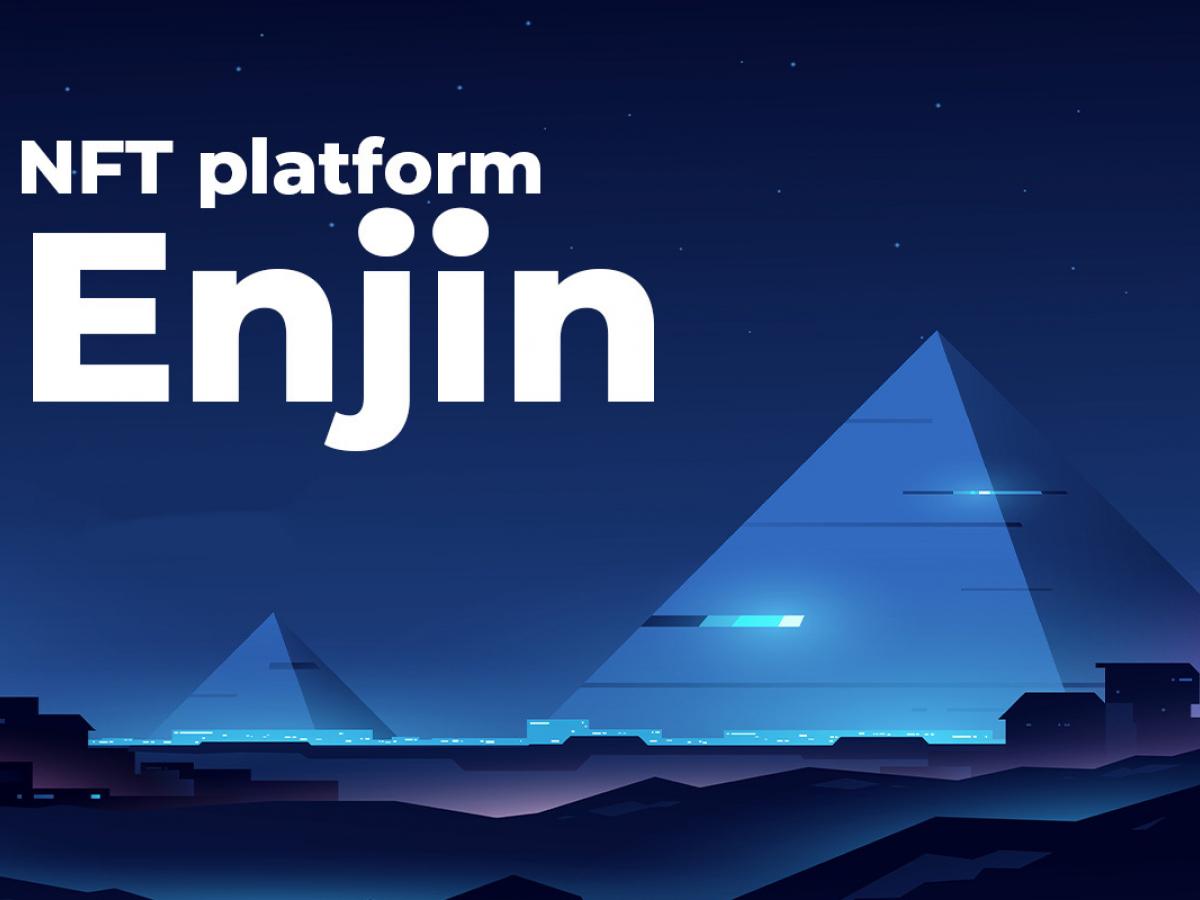 NFT Platform Enjin Creating Digital Version of Egyptian Pyramids