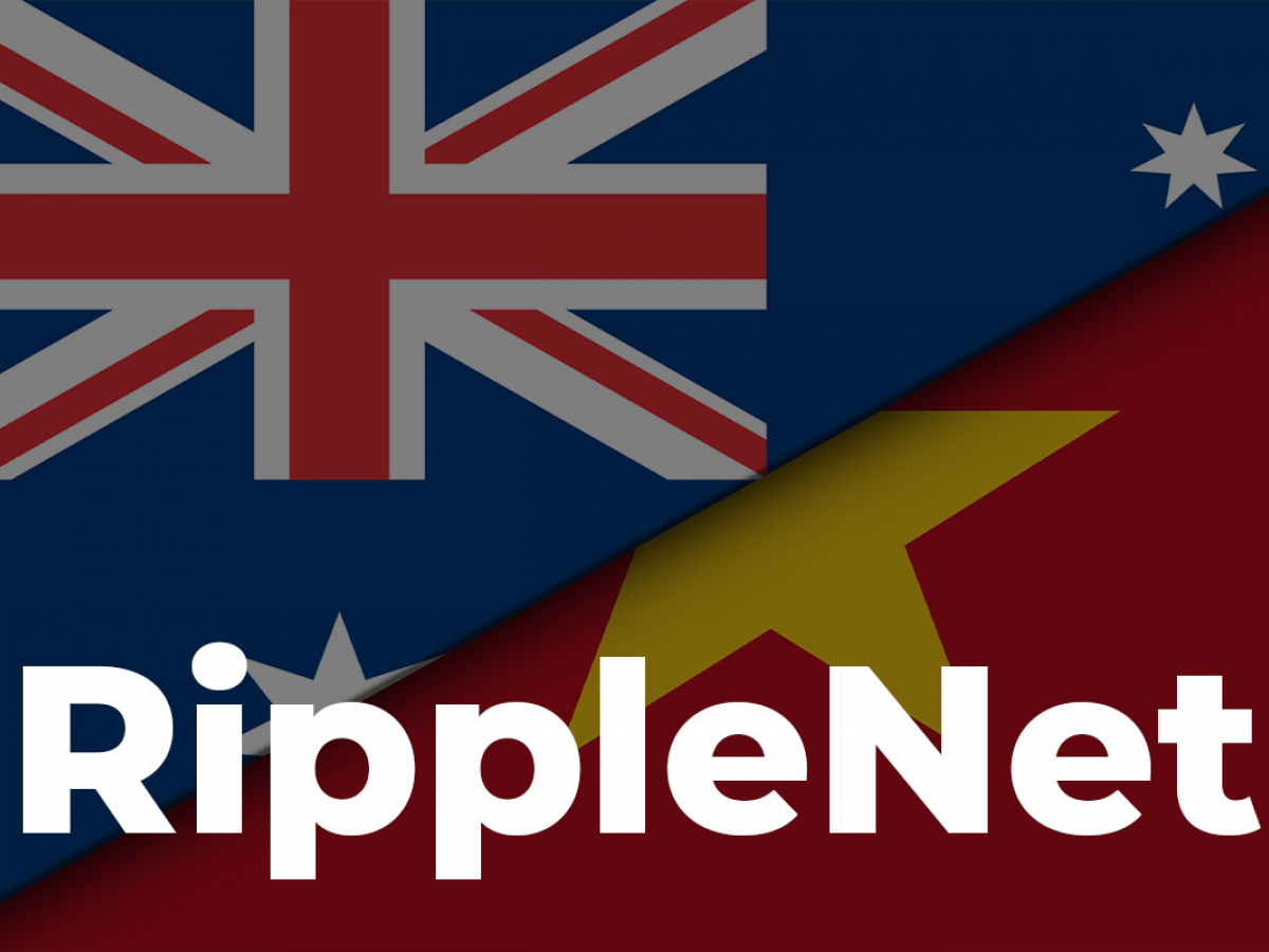 New RippleNet-Based ODL Corridor Set Up Between Australia and Vietnam