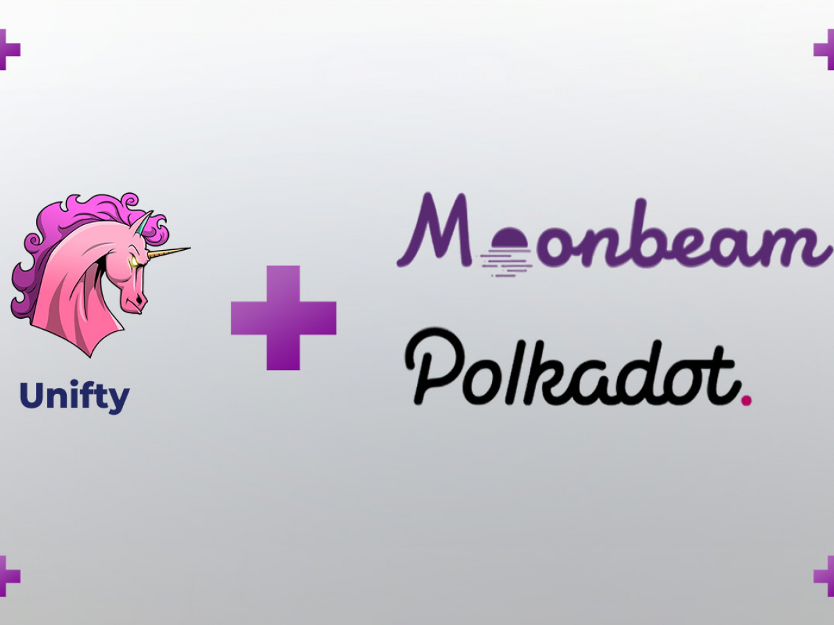 """""""Ethereum on Polkadot"""" Integrates with Unifty to Let Its Users Mint NFTs"""