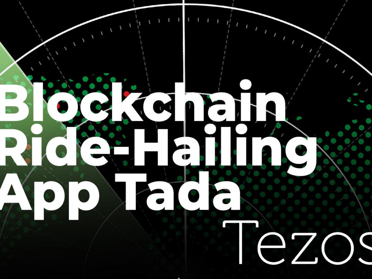 Blockchain Ride-Hailing App Tada Moves to Greener Tezos Technology