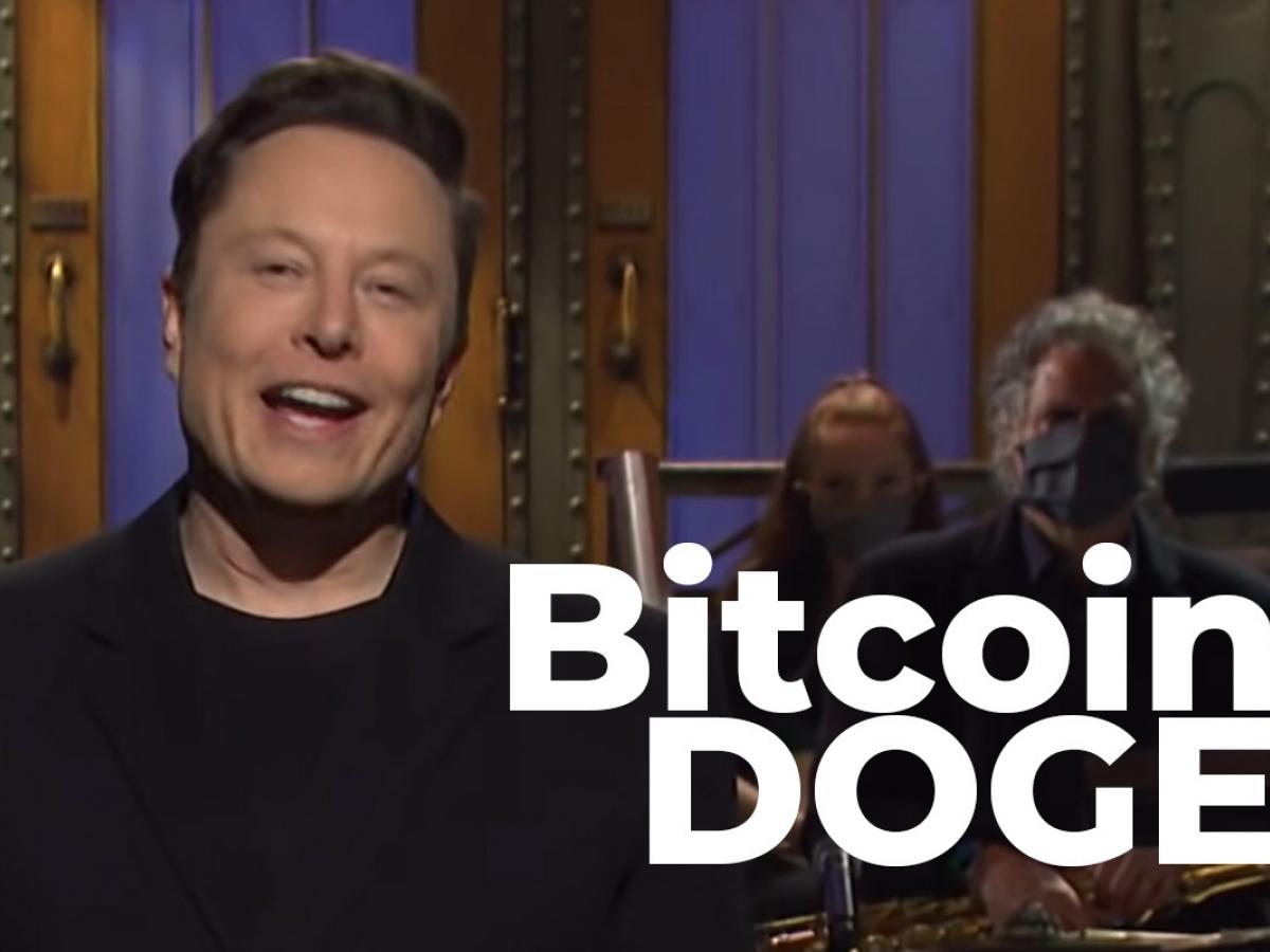 Elon Musk Laughs At Another Bitcoin-DOGE Meme As Dogecoin ...