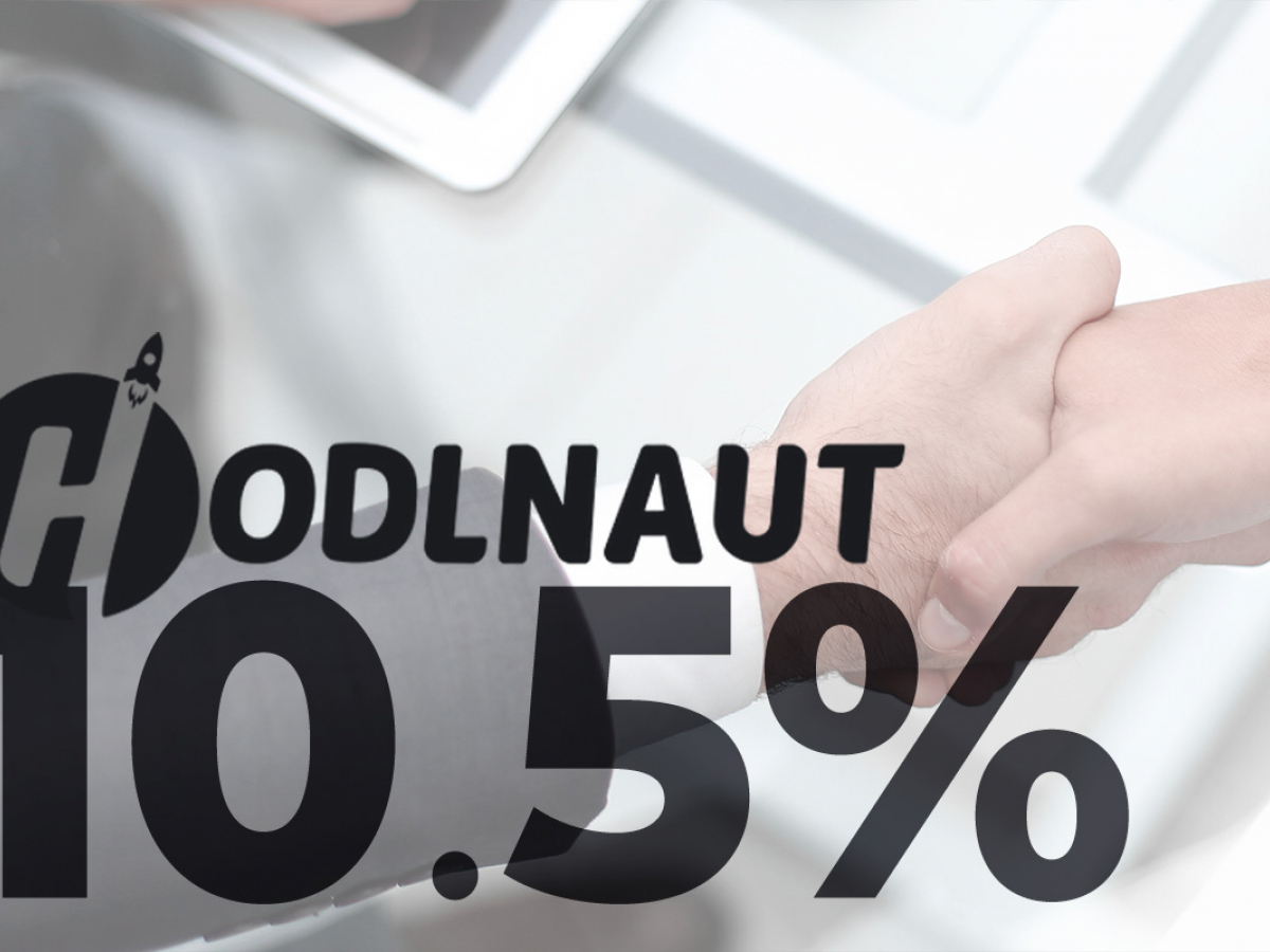 How Hodlnaut Helps Crypto Investors Easily Earn Interest up to 10.5% APY