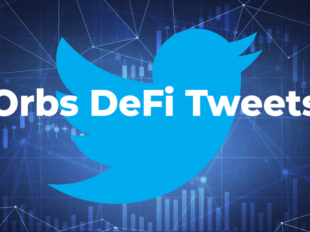 Orbs DeFi Tweets Dashboard Allows You to Receive Real-Time Data on Crypto Twitter