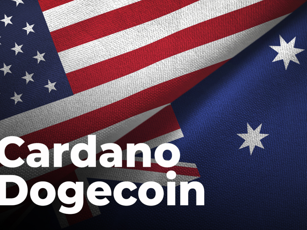 Cardano (ADA) Chosen by Australians, Dogecoin (DOGE) Number One in the U.S.: CoinMarketCap Report