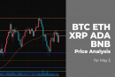 BTC, ETH, XRP, ADA and BNB Price Analysis for May 5