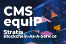 Microsoft-cooperating DLT firm Stratis is chosen for the CMS equIP program