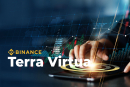 Binance (BNB) launches Terra Virtua (TVK) staking program with ultra-high APY