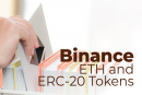 Binance suspends ETH and ERC-20 withdrawals