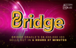 Bridge Oracle's $8,000,000 IEO Sells Out in 6 hours and 37 minutes