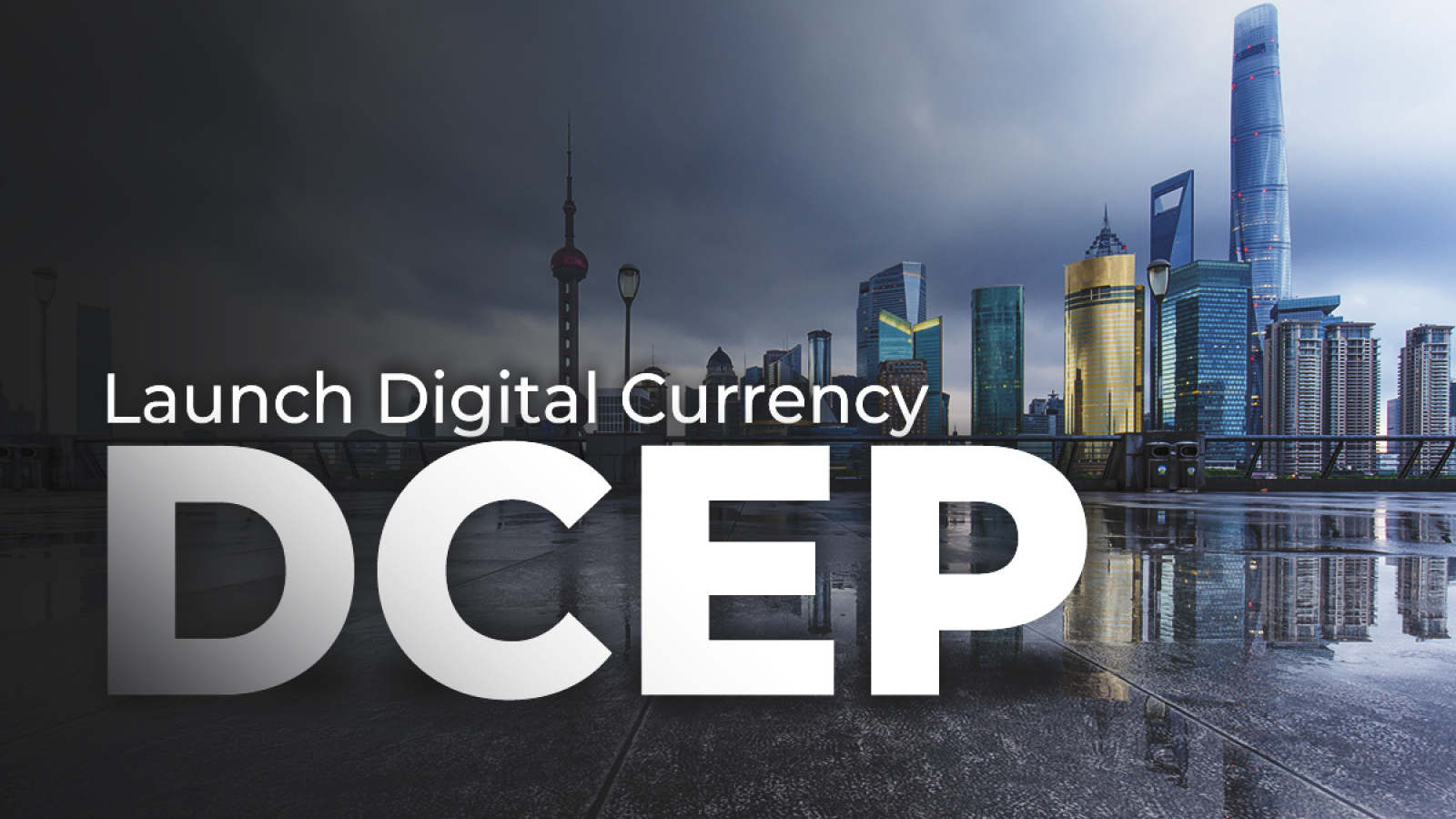 "JUST IN: Chinese Central Bank to Launch Digital Currency Called ""DCEP"""