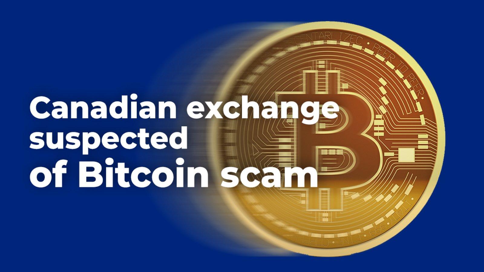 Bitcoin Trading Exchange Canada