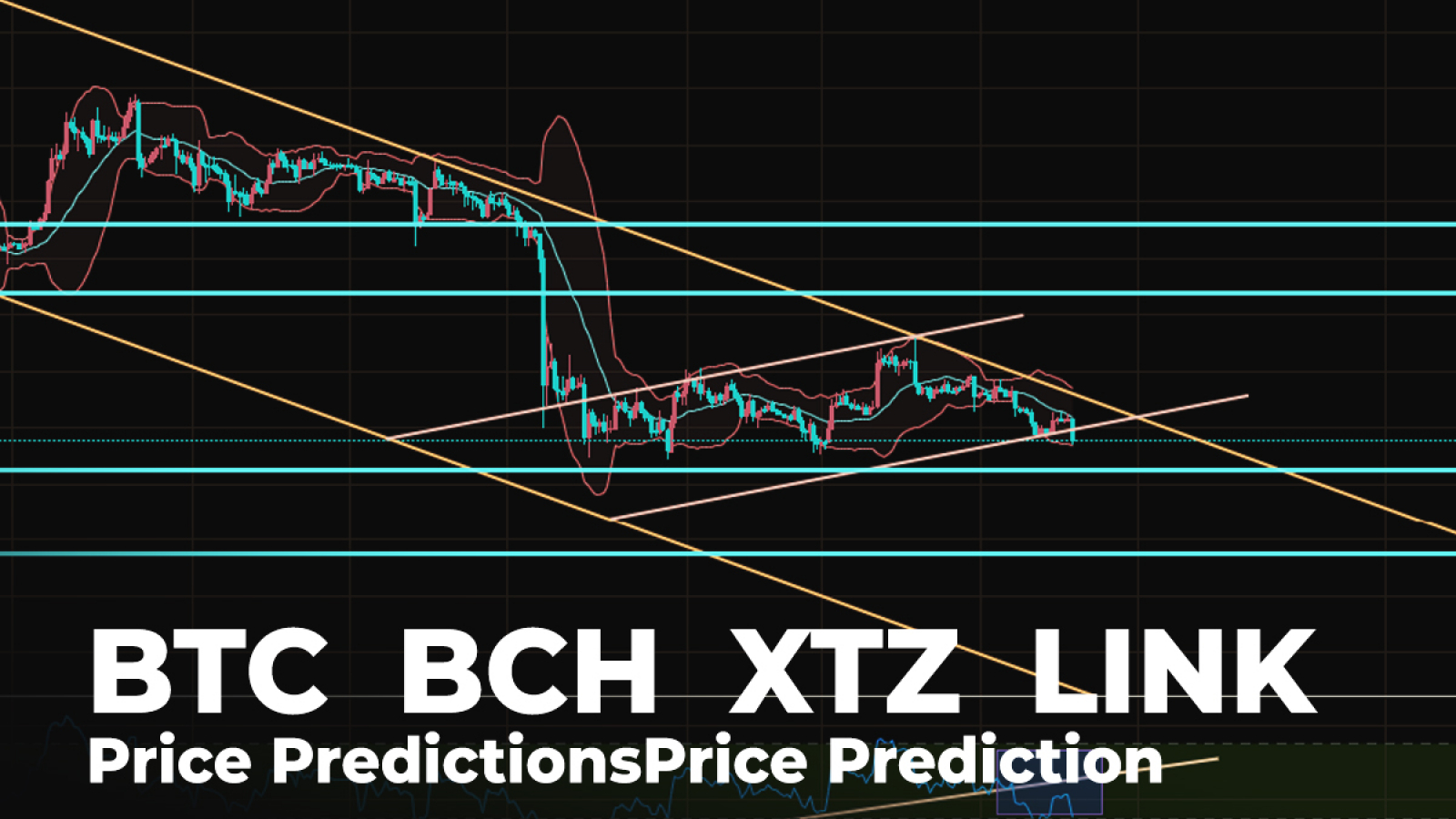 link cryptocurrency price prediction