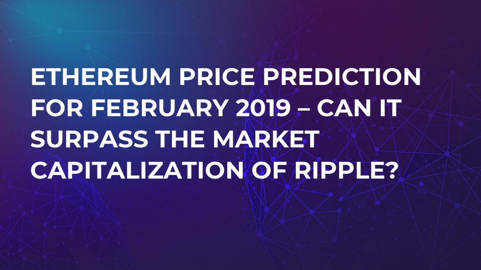 lend cryptocurrency predictions