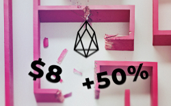 EOS Price Prediction: +50% Growth and $8 Value Before July. EOS Smashes Resistance to Atoms!