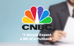 "CNBC Analyst on Bitcoin Price: ""I Would Expect a Bit of a Pullback"""