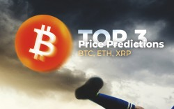 TOP 3 Price Predictions: BTC, ETH, XRP — Bitcoin Bounced Off $8,000 Support, Altcoins Are Looking For A Breakout