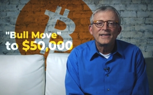 "Trading Legend Peter Brandt Expects Bitcoin Price to Begin ""Bull Move"" to $50,000 After Reaching New Bottom"