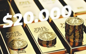 Bitcoin Price Will Surpass $20,000 Within the Next Year if It Continues to Follow Gold's Market Cycles: Expert